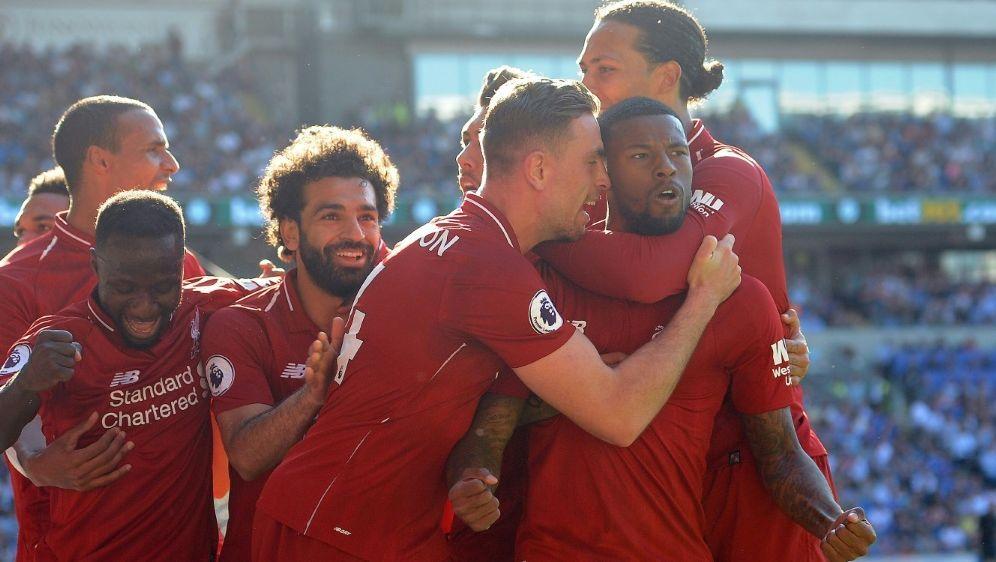 Liverpool kämpft erneut um Finaleinzug - Bildquelle: PIXATHLONPIXATHLONSID