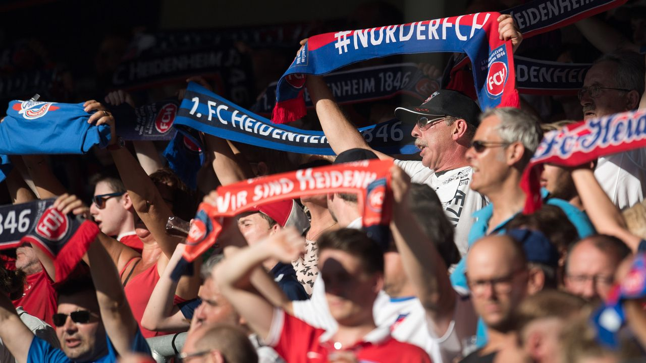 1. FC Heidenheim - Bildquelle: 2016 Getty Images