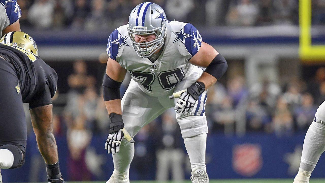 Zack Martin (Guard, Dallas Cowboys) - Bildquelle: imago/ZUMA Press