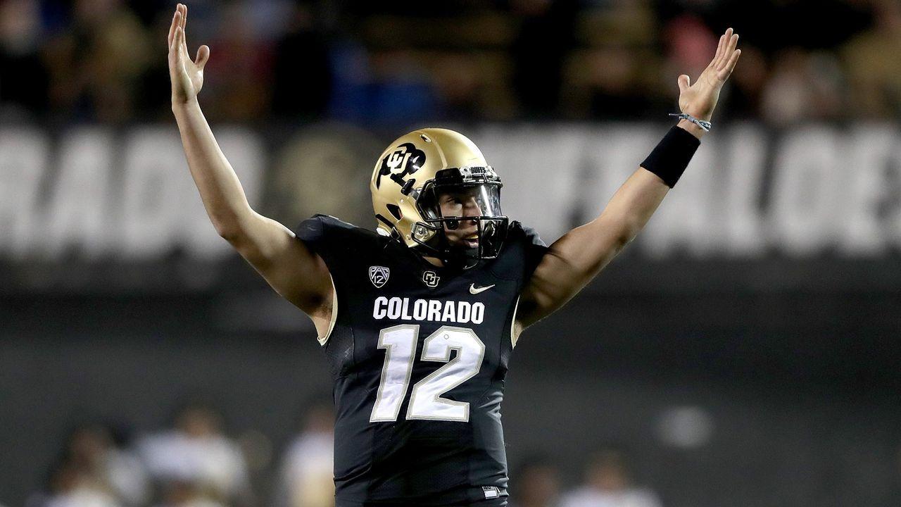 Steven Montez (Quarterback, Colorado Buffaloes) - Bildquelle: getty