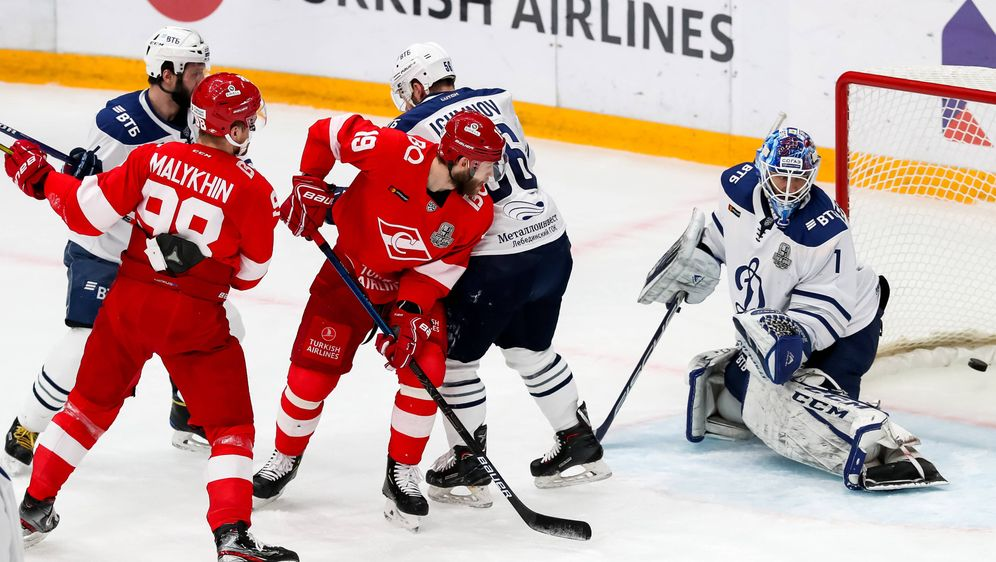 Die KHL-Play-offs werden abgebrochen - Bildquelle: imago