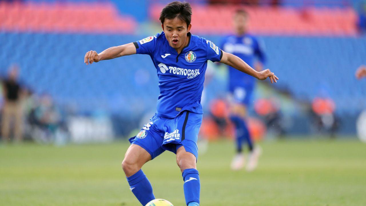 Takefusa Kubo (Japan/Real Madrid) - Bildquelle: 2021 Getty Images
