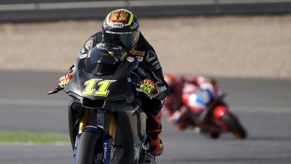 Cortese wird bei seinem Superbike-Debüt Achter - Bildquelle: pixathlonpixathlonSID
