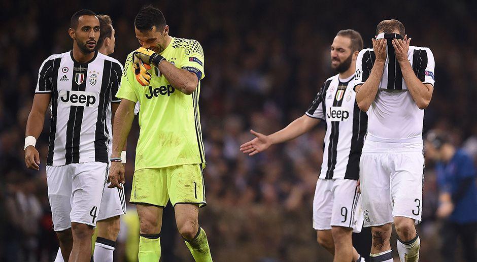 Platz 9: Juventus Turin - Bildquelle: getty