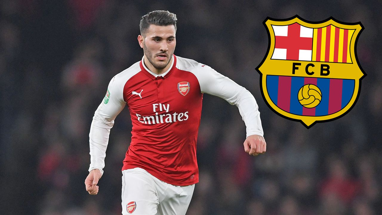 Sead Kolasinac (FC Arsenal) - Bildquelle: Getty Images