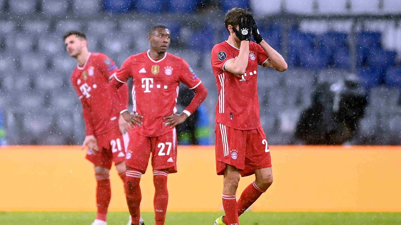 Bayern in Rückstand nach Hinspielen: Bisherige Bilanz gibt wenig Hoffnung - Bildquelle: imago