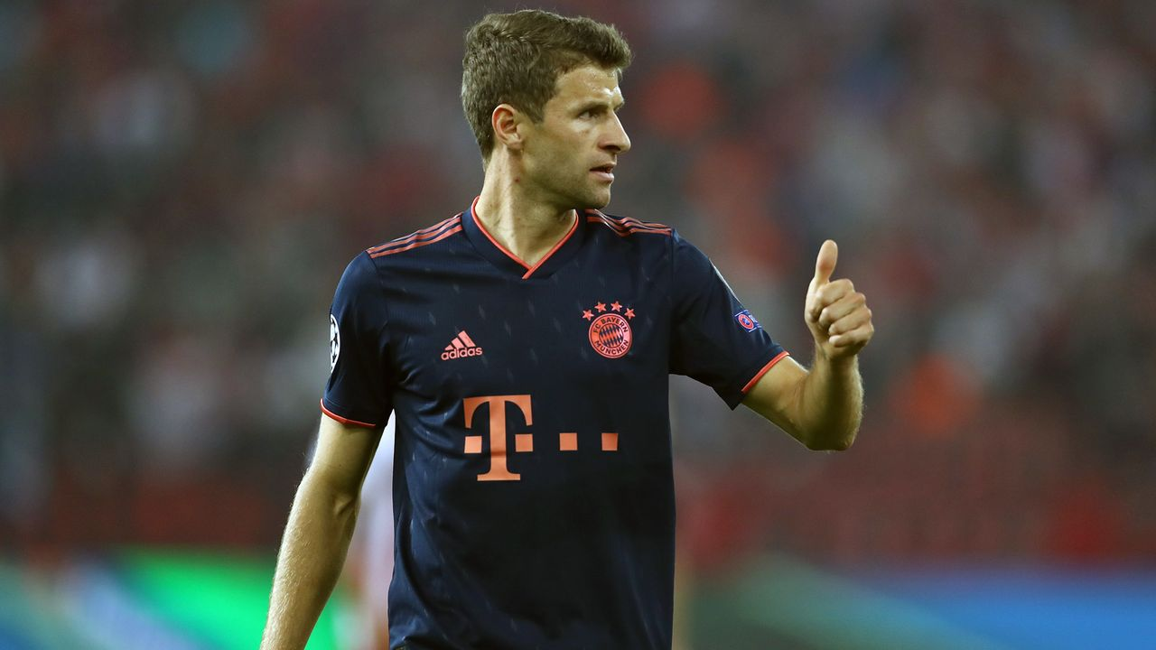 Thomas Müller - Bildquelle: Getty Images