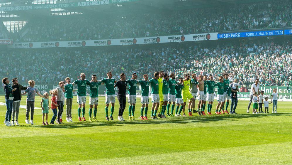 Werder Bremen zieht mit dem HSV gleich. - Bildquelle: 2019 imago