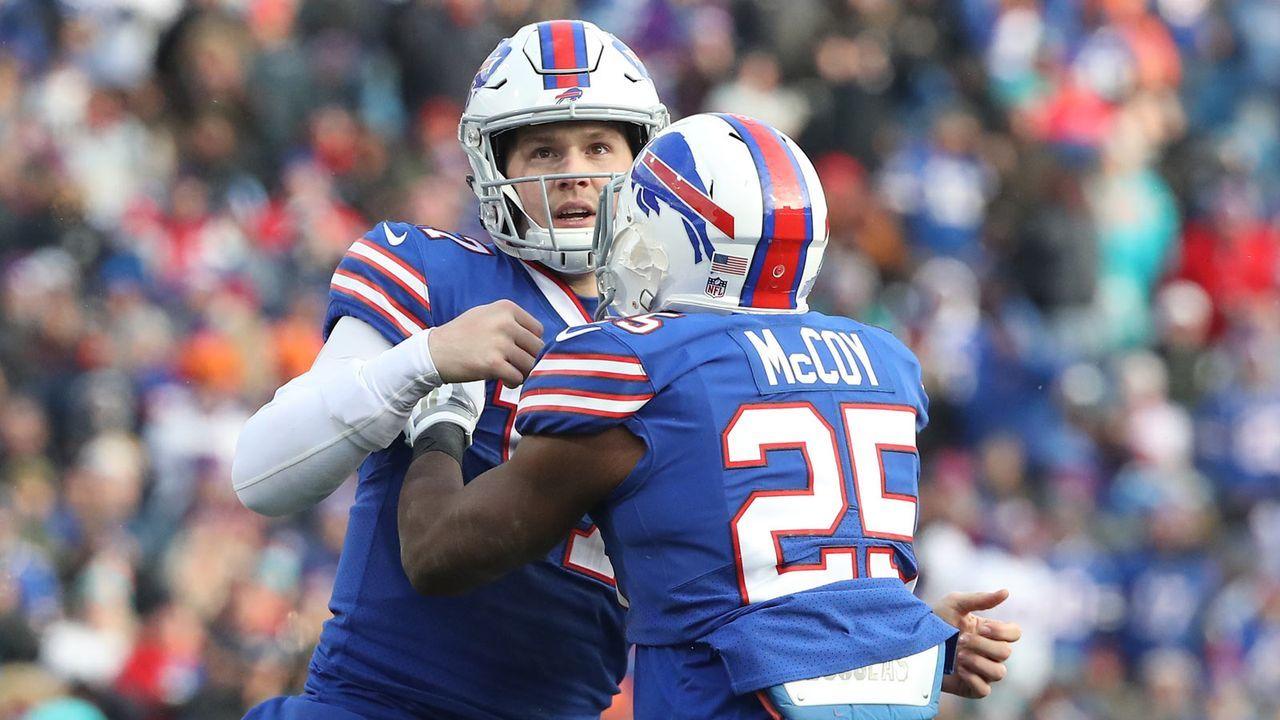 Buffalo Bills: 10 Picks - Bildquelle: 2018 Getty Images