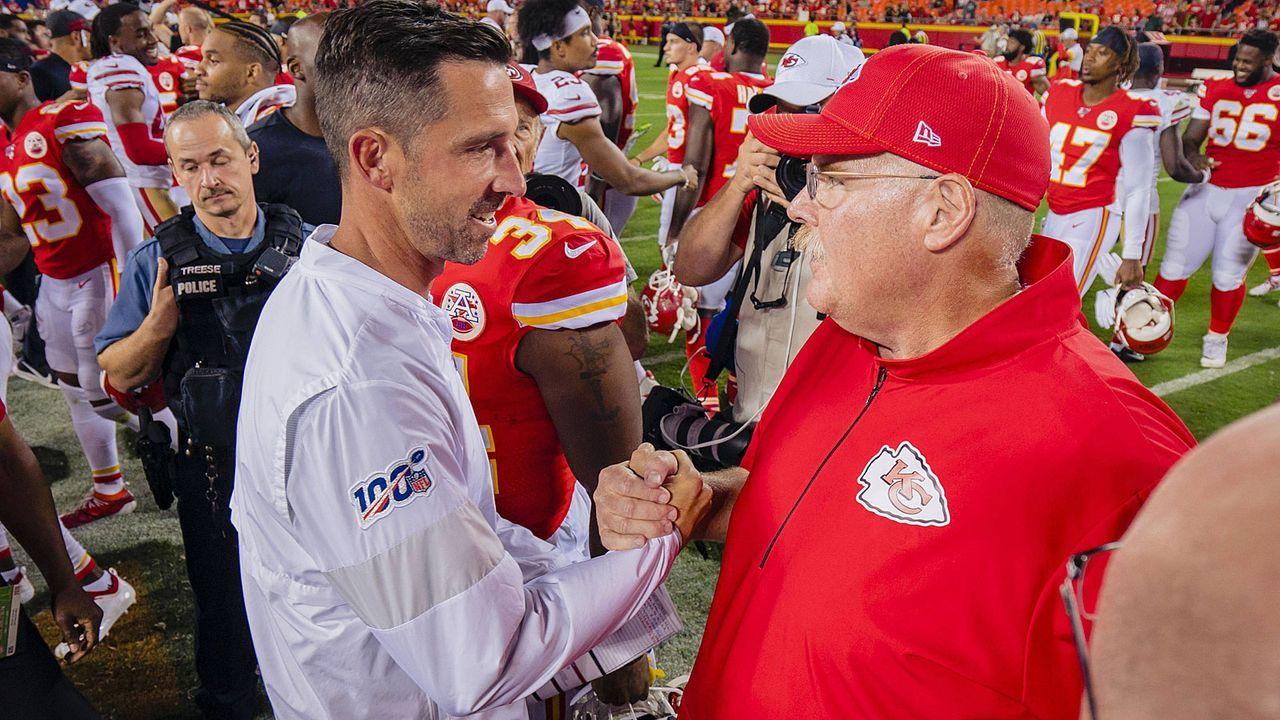 Head Coaches im Head-to-Head-Vergleich - Bildquelle: imago images/UPI Photo