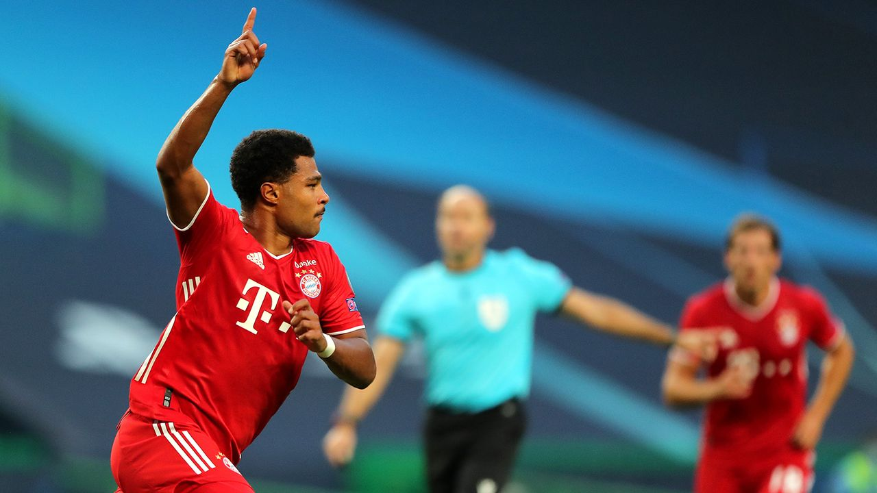 Serge Gnabry - Bildquelle: Getty Images