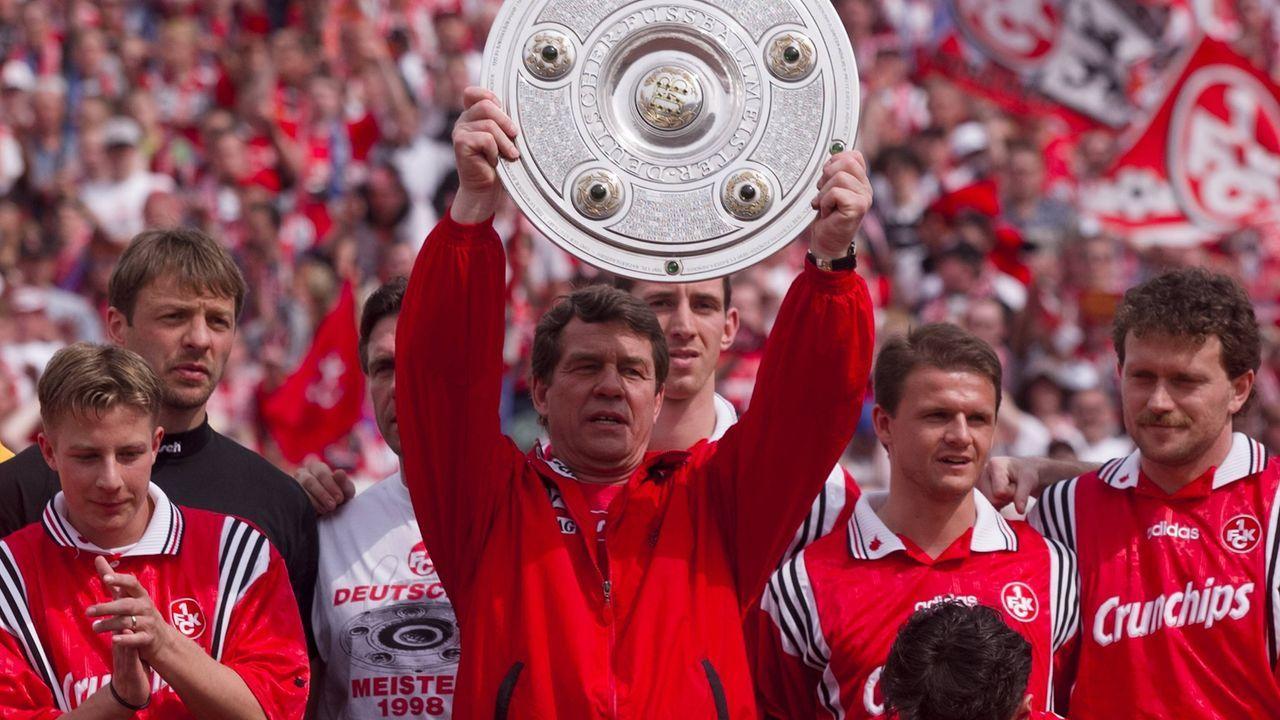 Kaiserslautern Meister