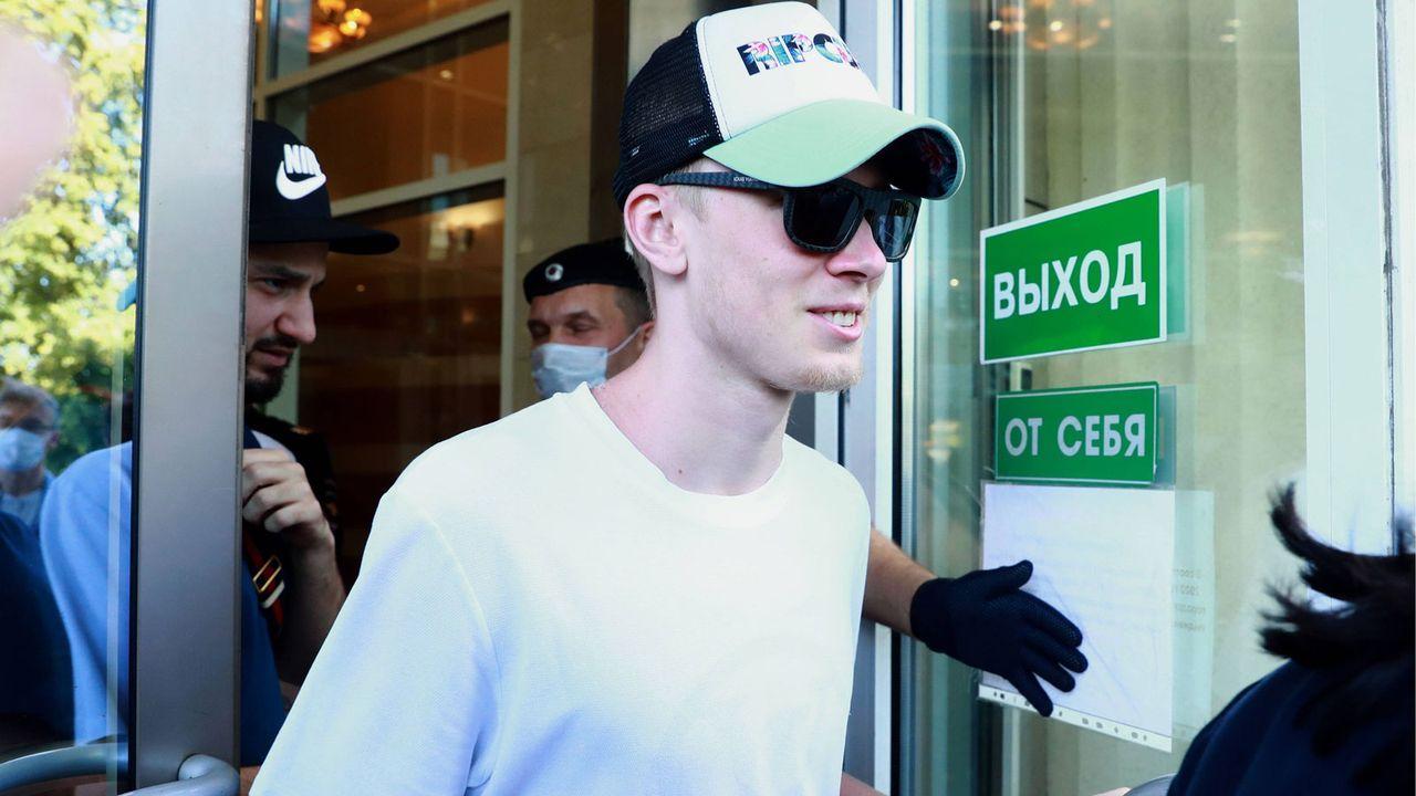 Alexander Kokorin (Spartak Moskau) - Bildquelle: imago