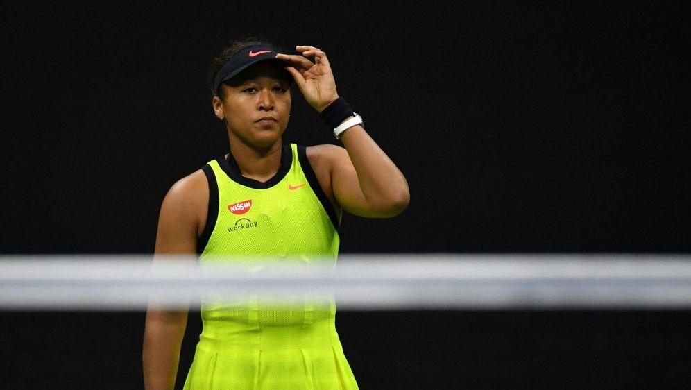 Naomi Osaka will bald wieder auf dem Tennisfeld stehen - Bildquelle: AFPSIDED JONES