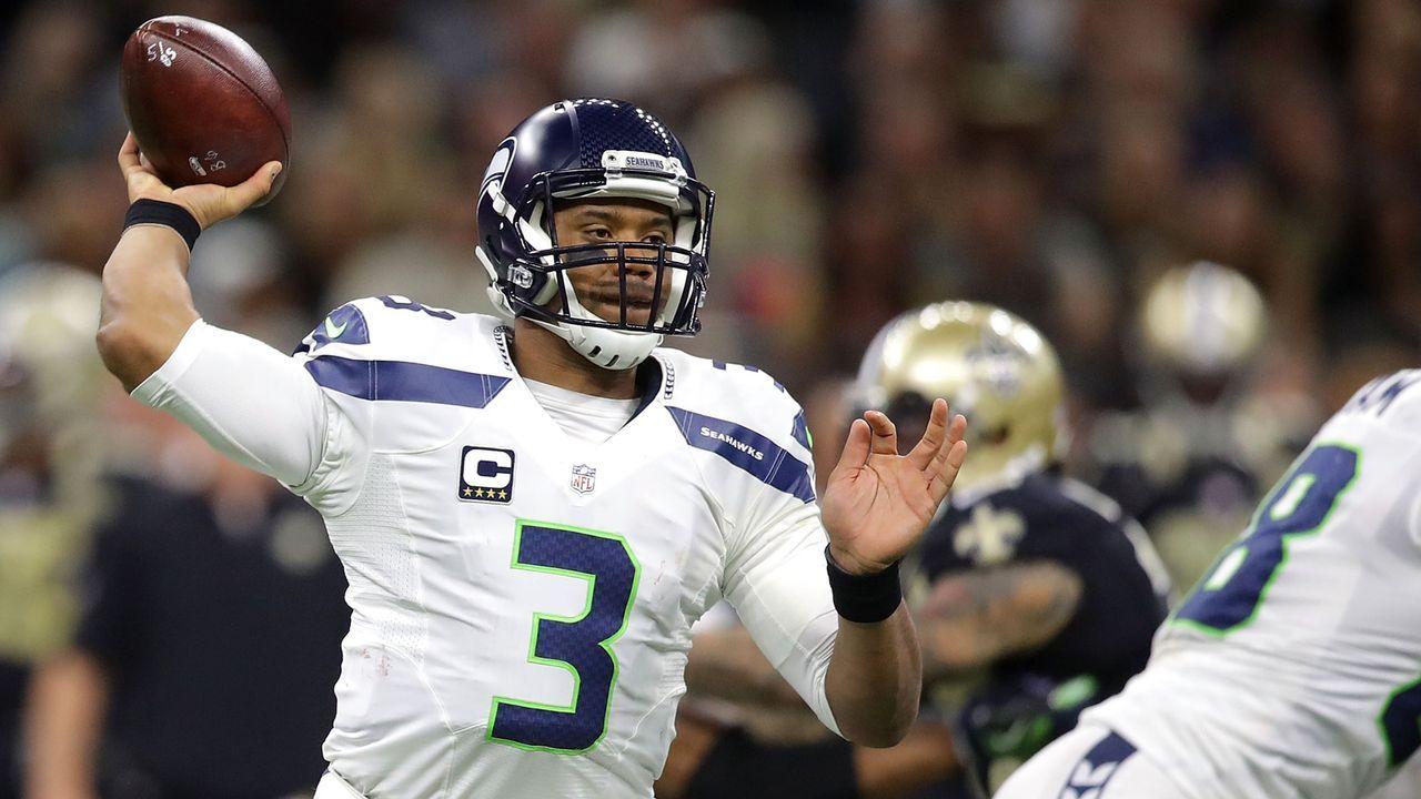 Platz 2: Seattle Seahawks - Bildquelle: 2016 Getty Images