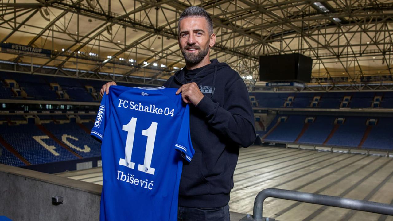 Vedad Ibisevic (FC Schalke 04) - Bildquelle: FC Schalke 04