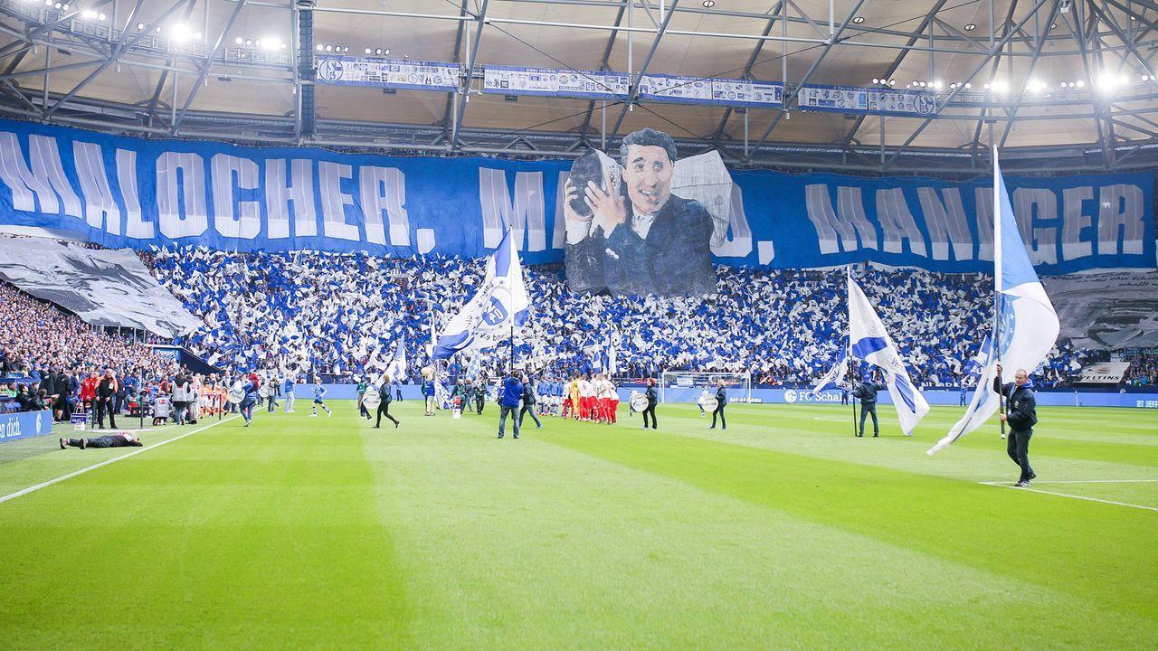 FC Schalke 04 - Bildquelle: imago images / Eibner