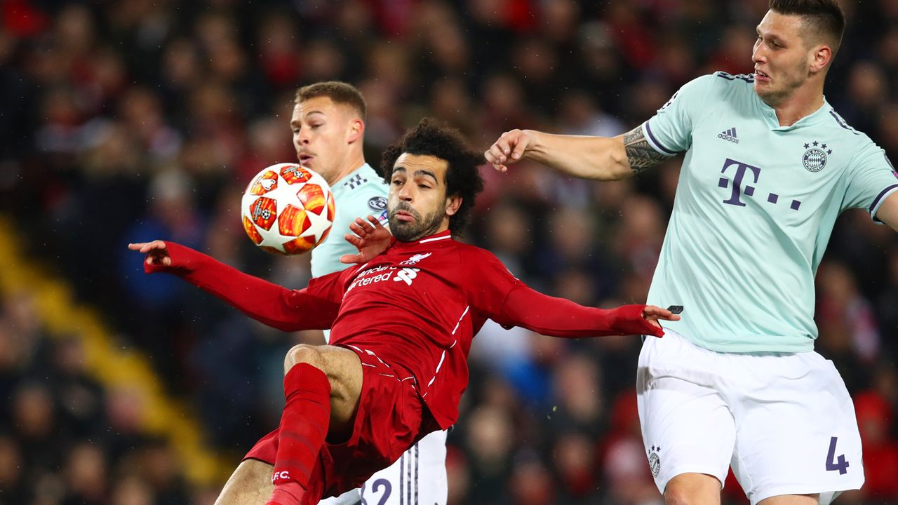 Liverpool Gegen Bayern