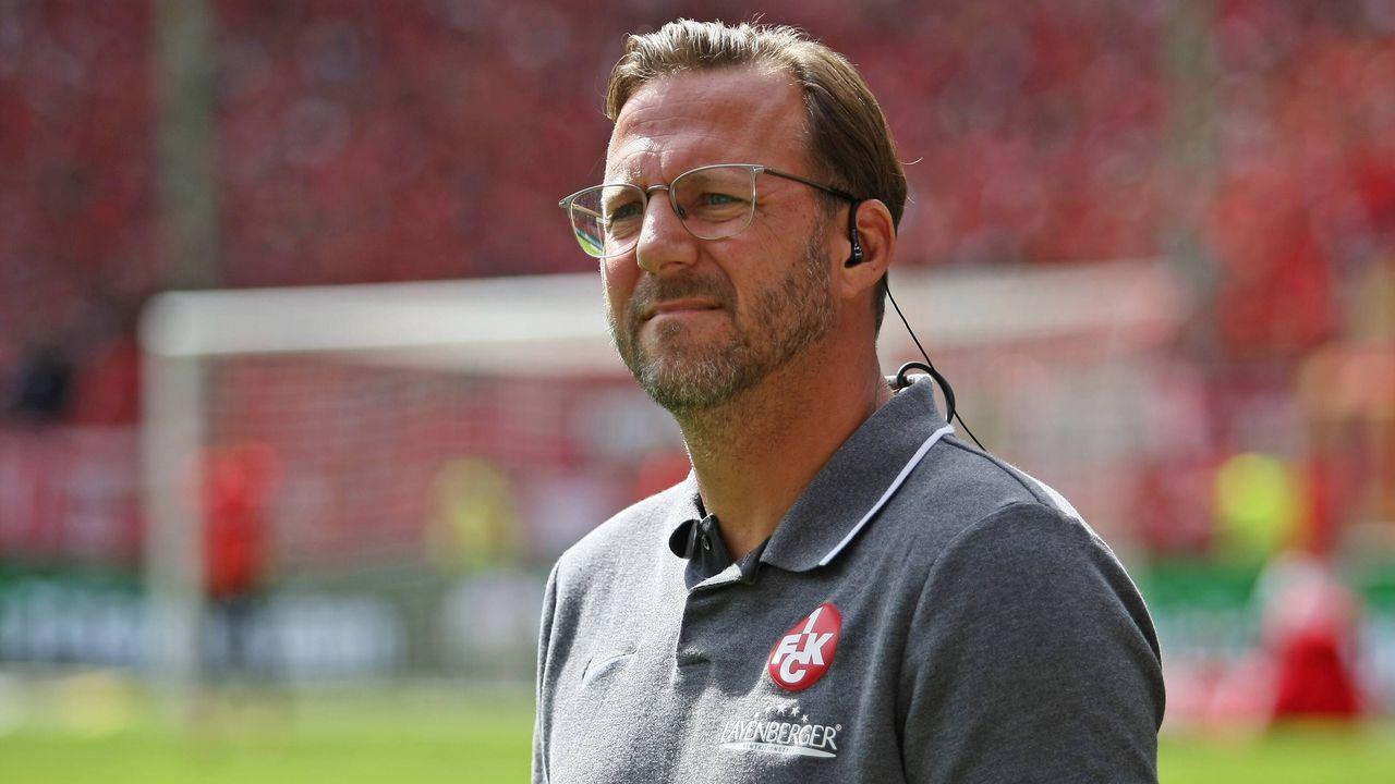 Sascha Hildmann (wird entlassen vom 1. FC Kaiserslautern) - Bildquelle: imago
