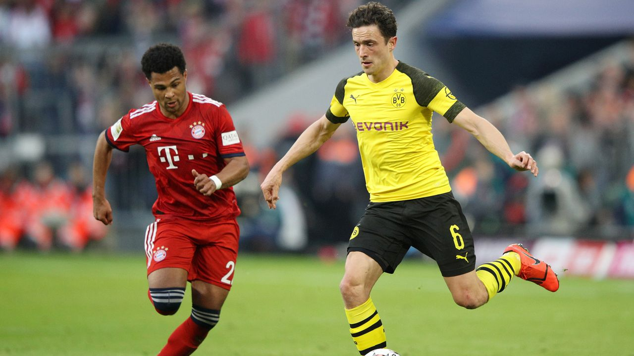 Thomas Delaney (BVB) - Bildquelle: Getty