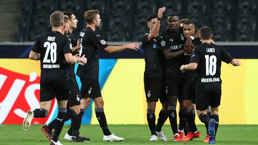 Borussia Mönchengladbach lieferte in einer schweren Gruppe bereits acht Punk... - Bildquelle: Getty Images