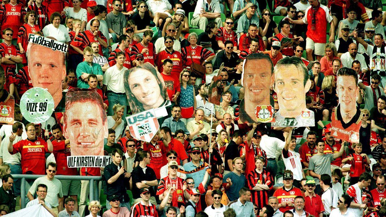 1999: Deutliche Vize-Meisterschaft - Bildquelle: Imago