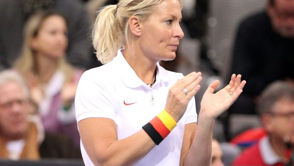 Barbara Rittner wird Direktorin beim Turnier in Berlin - Bildquelle: AFPSIDDANIEL ROLAND