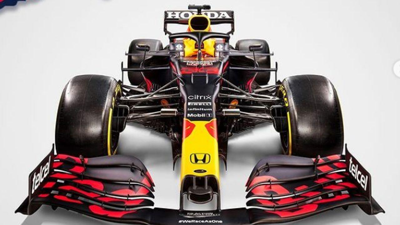 Red Bull RB16B (2021)