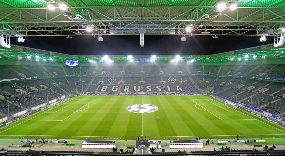 Nicht bei der EM dabei: Stadion im Borussia-Park Mönchengladbach - Bildquelle: 2016 Getty Images