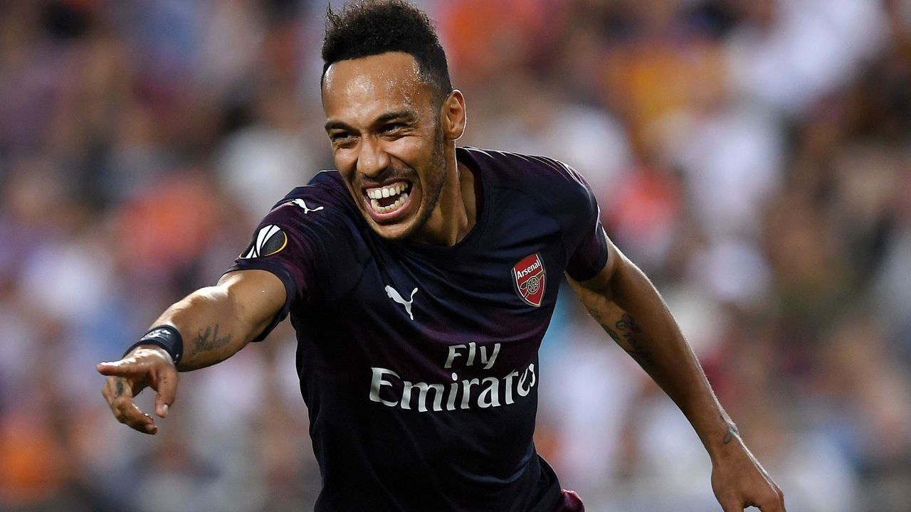 5. Pierre-Emerick Aubameyang (29 Jahre, FC Arsenal) - Bildquelle: 2019 Getty Images