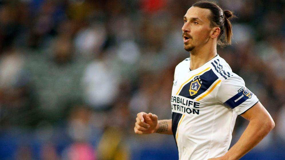 Ibrahimovic im MLS-Viertelfinale - Bildquelle: Getty Images