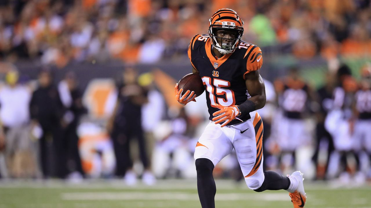 John Ross (Cincinnati Bengals) - Wide Receiver - Bildquelle: 2018 Getty Images
