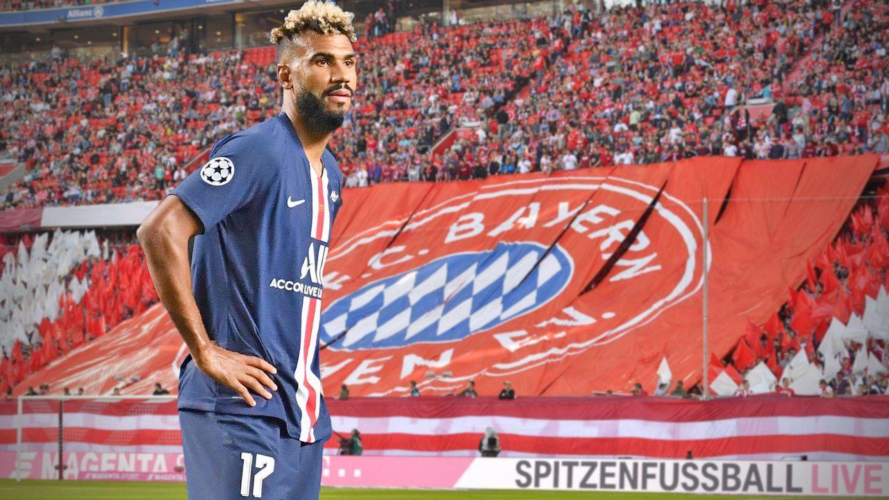 Eric Maxim Choupo-Moting (FC Bayern) - Bildquelle: Imago