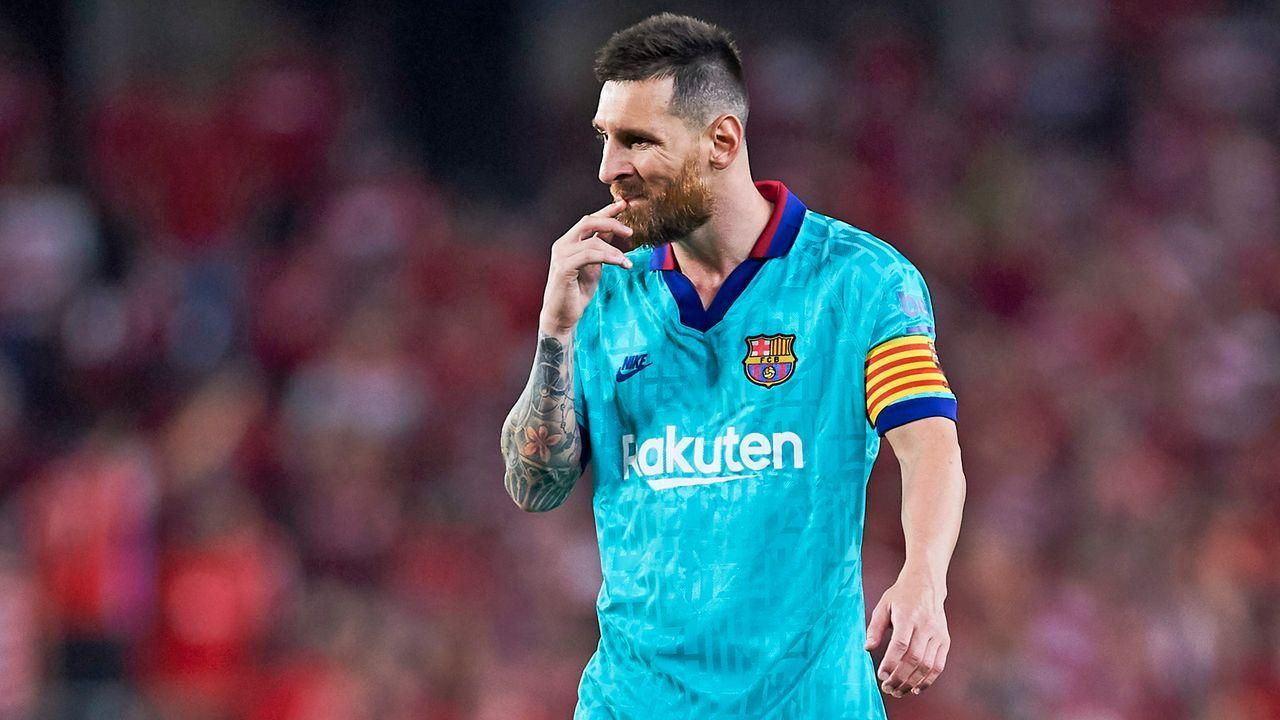 Angriff: Lionel Messi - Bildquelle: 2019 Getty Images
