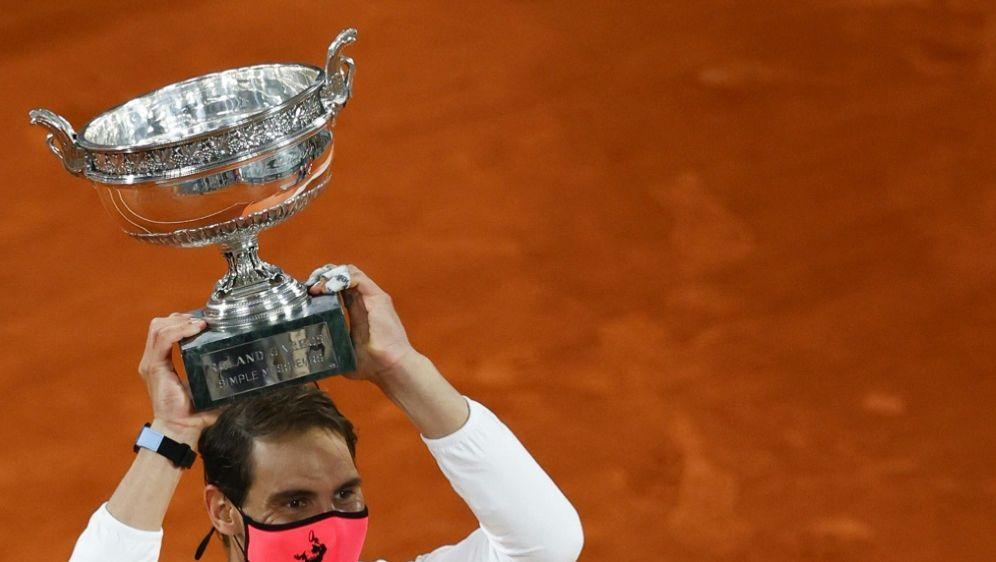 Nadals Rückkehr nach Paris: Start in Bercy - Bildquelle: AFPSIDTHOMAS SAMSON