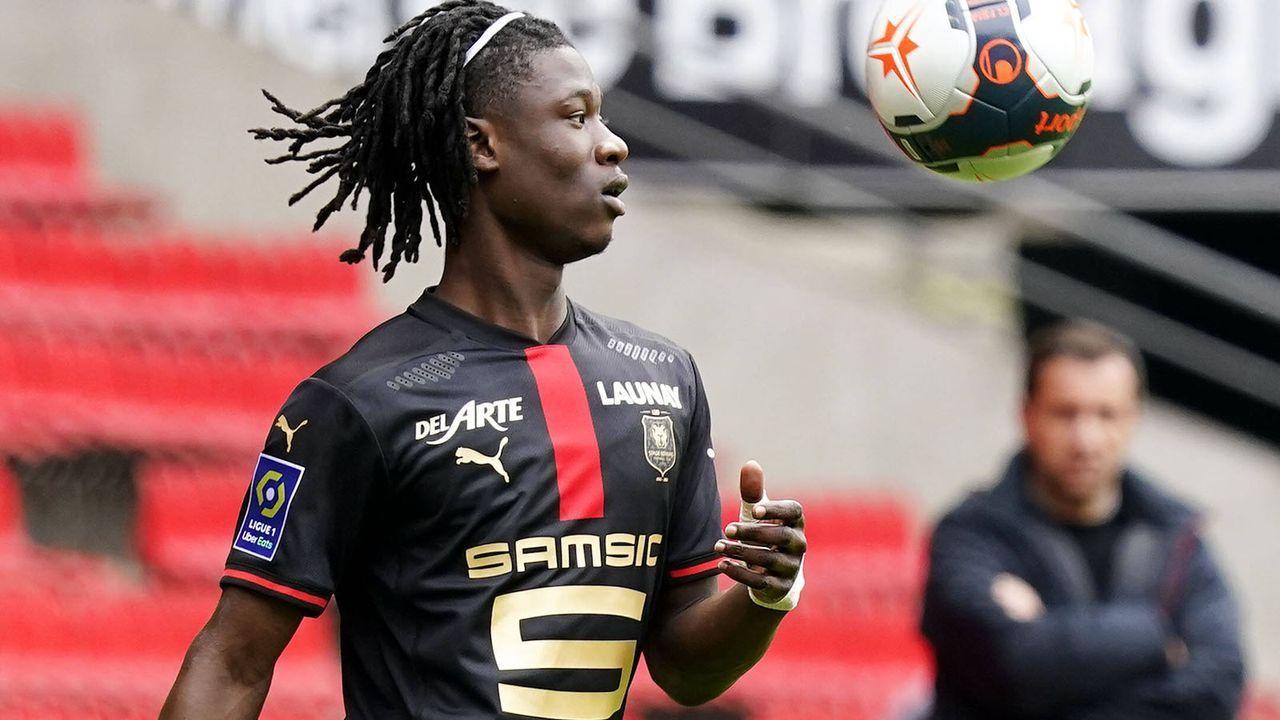 Eduardo Camavinga (Stade Rennes) - Bildquelle: imago images/PanoramiC
