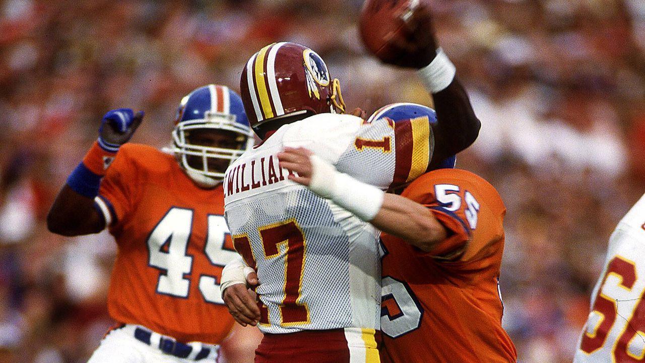 Doug Williams führt Washington Redskins zum Super-Bowl-Triumph