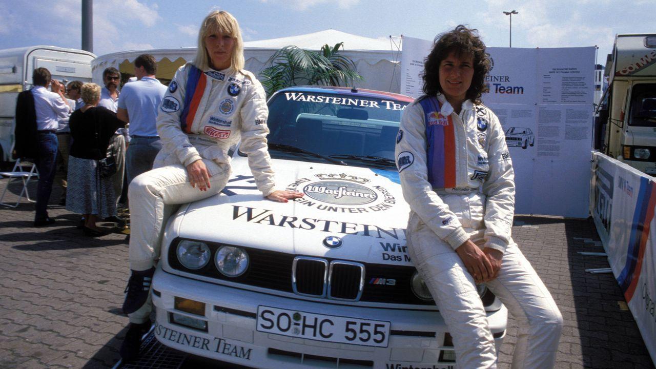 Mercedes Stermitz (DTM-Saison 1988, 12 Rennen) - Bildquelle: imago/WEREK
