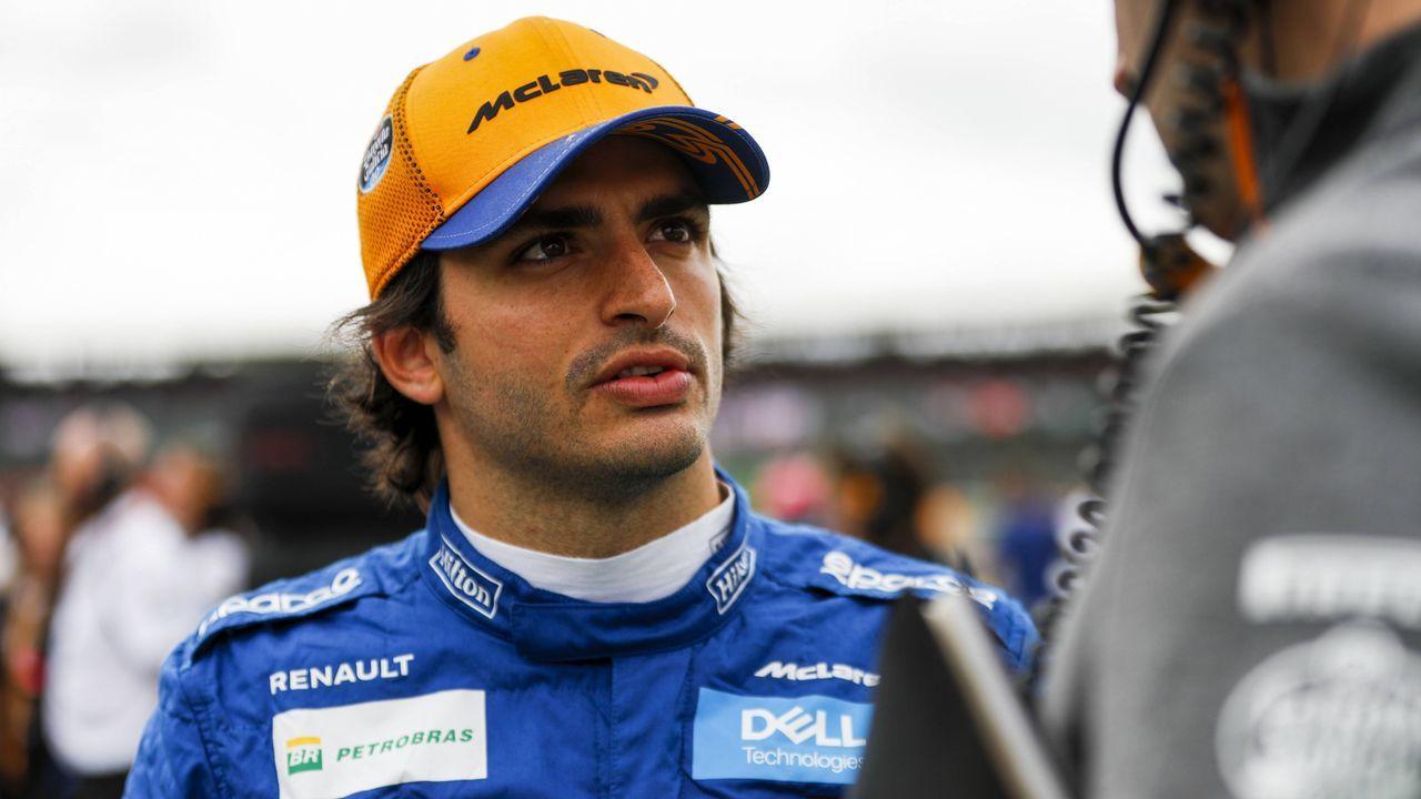 9. Carlos Sainz - Bildquelle: imago images / Motorsport Images