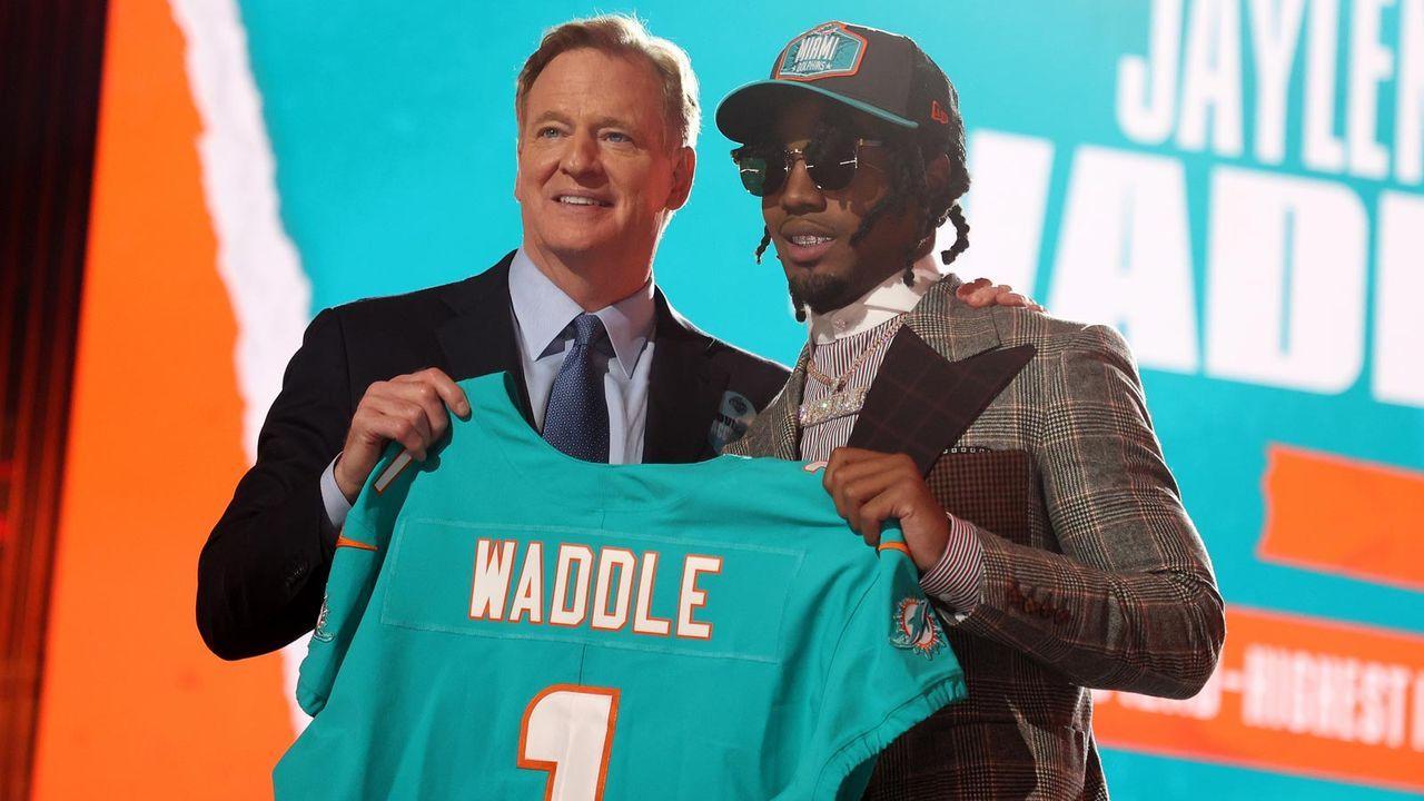 Platz 12 - Miami Dolphins