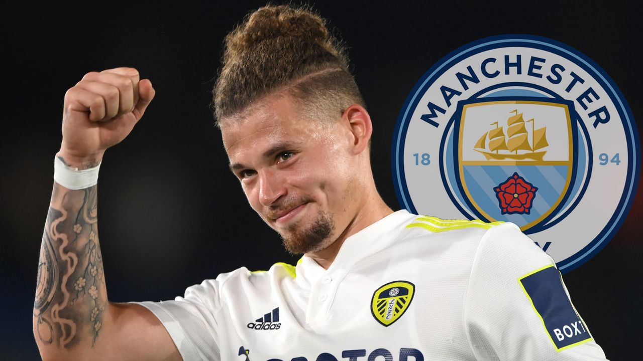 Kalvin Phillips (Leeds United) - Bildquelle: 2021 Getty Images