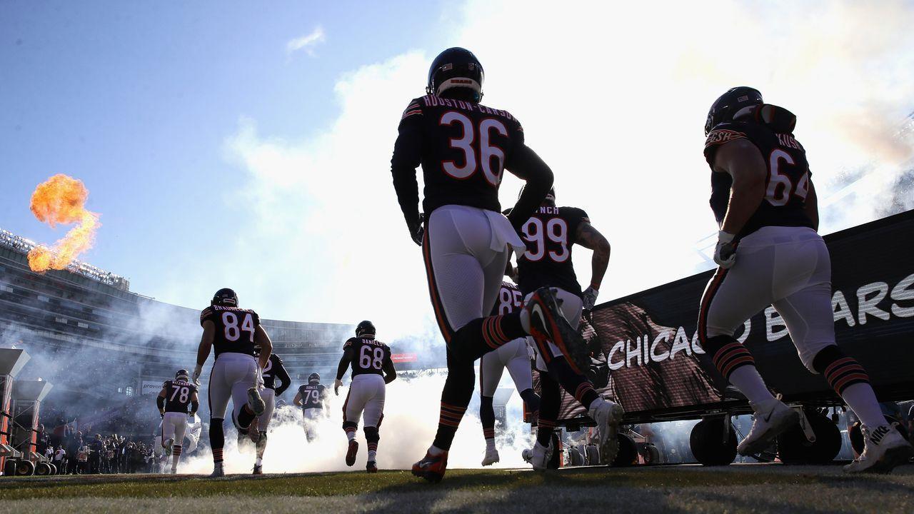 26. Chicago Bears - Bildquelle: 2018 Getty Images