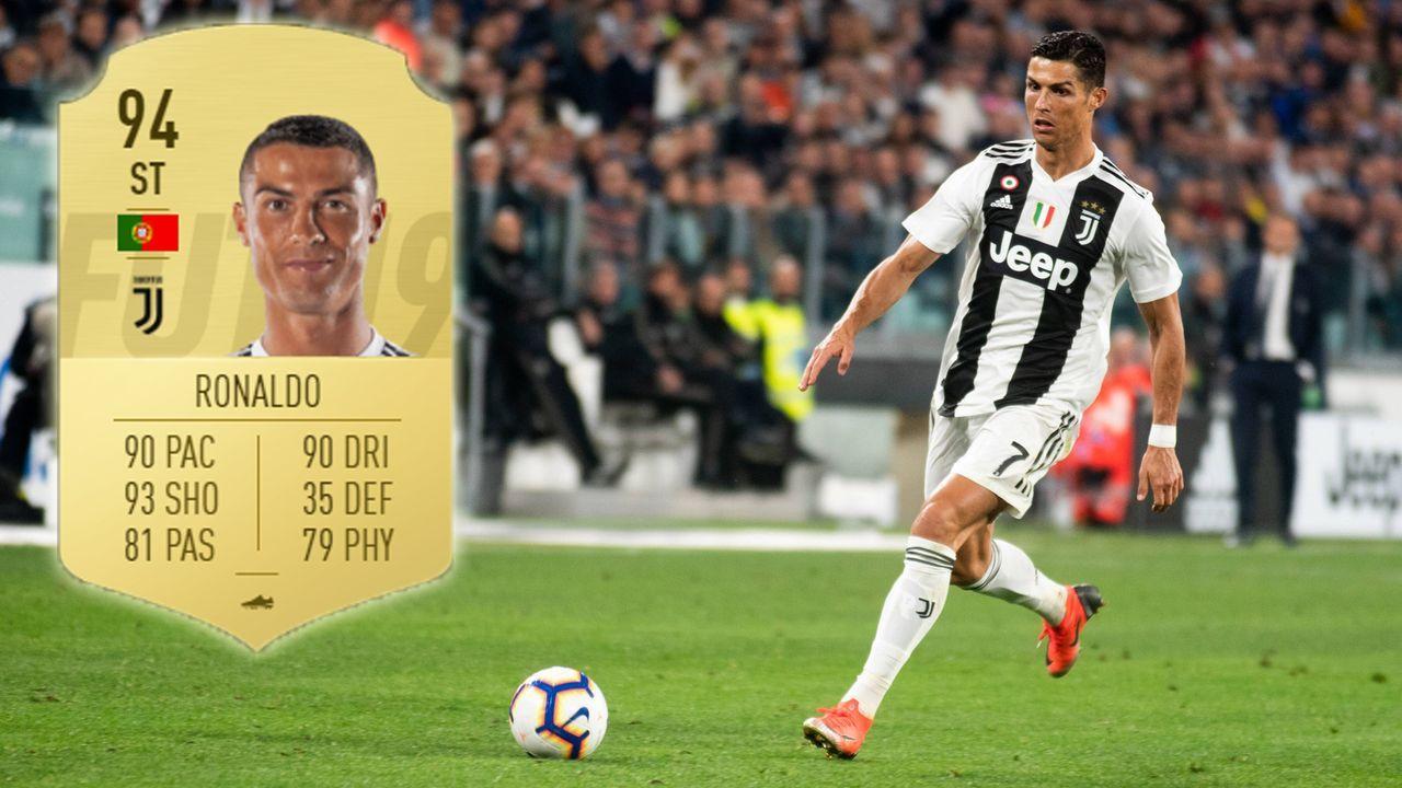 Cristiano Ronaldo - Bildquelle: imago/Pacific Press Agency