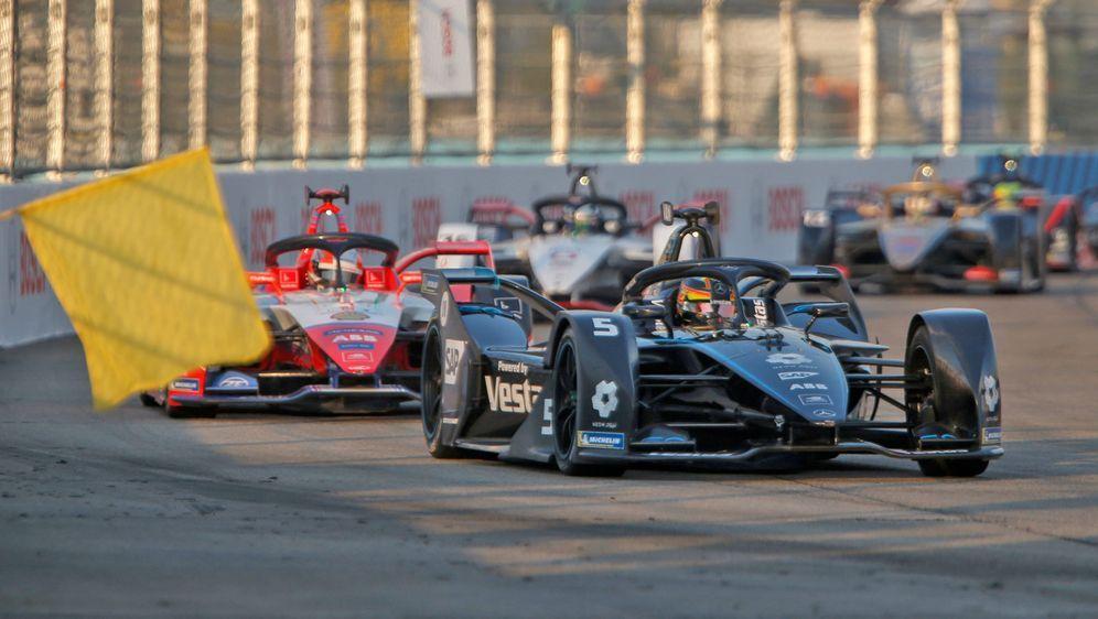 Die Formel E startet in Saudi-Arabien. - Bildquelle: Getty