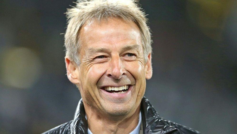 """Klinsmann: """"Ich bin ein großer Bewunderer vom Kloppo"""" - Bildquelle: PIXATHLONPIXATHLONSID"""