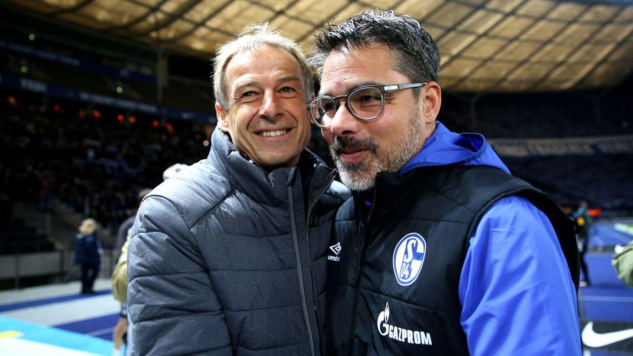 So viele Trainer hatten die Bundesliga-Klubs seit 2000 - Bildquelle: 2020 Getty Images