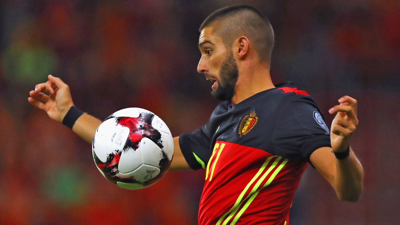 Yannick Carrasco - Bildquelle: 2017 Getty Images