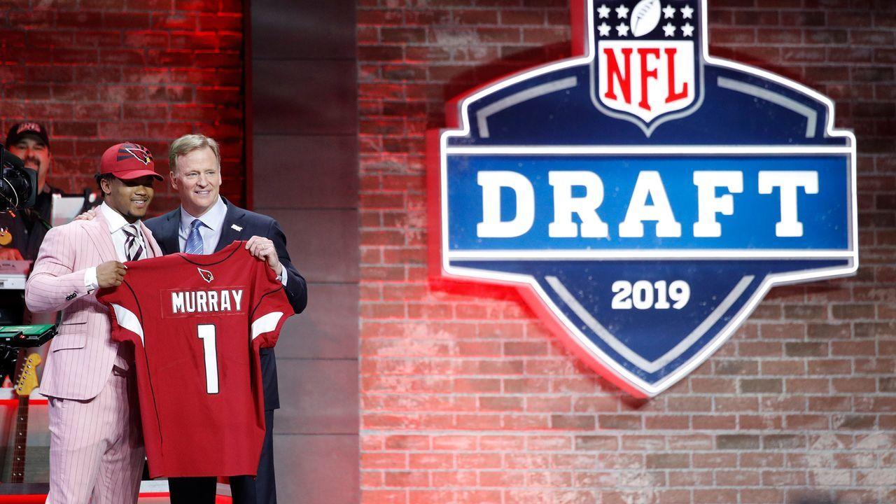 NFL Draft 2019: Kyler Murray - Bildquelle: 2019 Getty Images