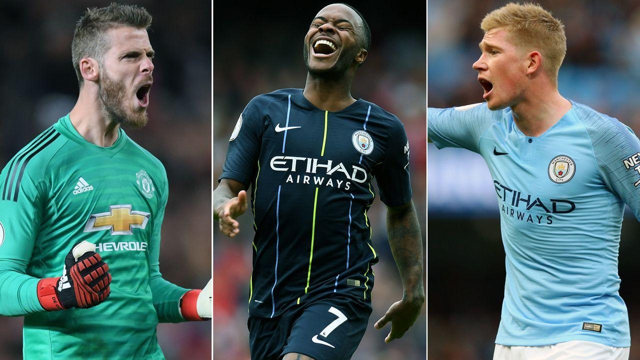 Top 10: Die Bestverdiener der Premier League (November 2018) - Bildquelle: Getty Images