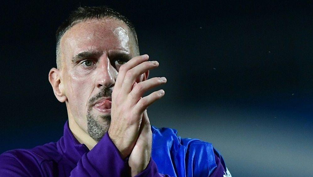 Riberys Comeback endet mit einer Niederlage - Bildquelle: AFPSIDMIGUEL MEDINA